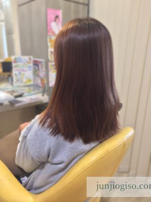 haircolor_beforepink10_backstyle2
