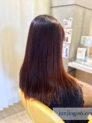 haircolor_beforepink7_backstyle