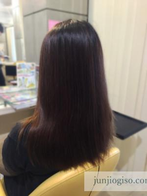 haircolor_beforepink7_backstyle2