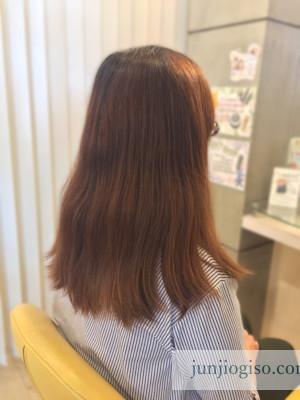 haircolor_beforepink9_backstyle