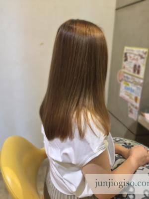 haircolor_graybeige13level_sidestyle