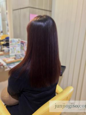 haircolor_pink7level_backstyle2