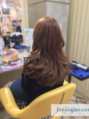 haircolor_yellowbeige13_backstyle1
