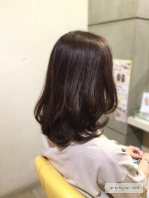 haircolor_pink6level_backstyle